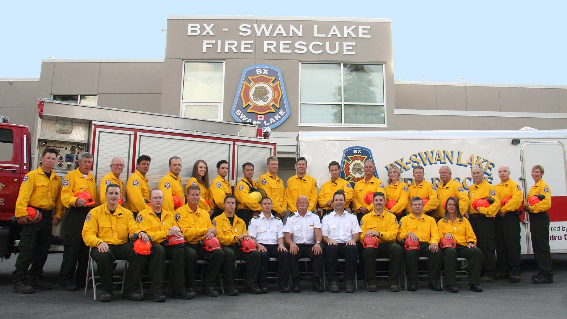BX Swan Lake Fire Rescue Community Fund Raising