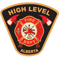 High Level Fire Alberta