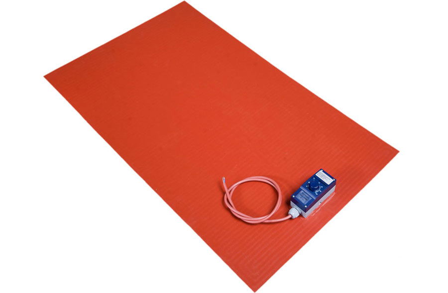 Kuhlmann Heating Blanket 0-120°C Without Insulation