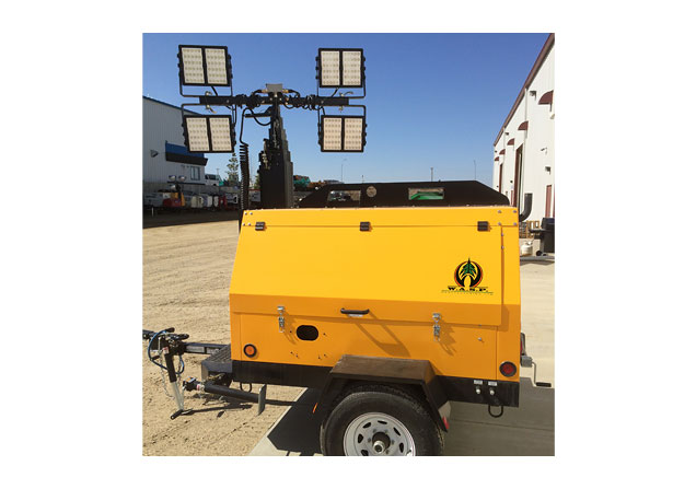 Portable Light Towers